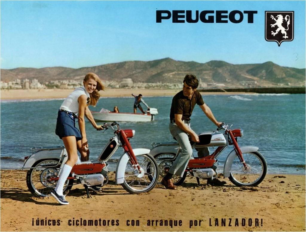 Publicitat Peugeot
