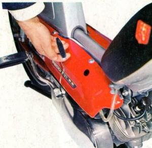 Llançadora d'arrancada Peugeot BB