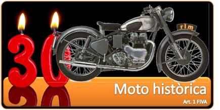 Moto 30 anys