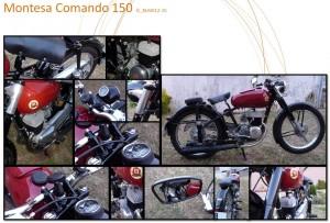 RLM Montesa Comando 150