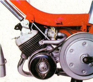 Motor Peugeot BB
