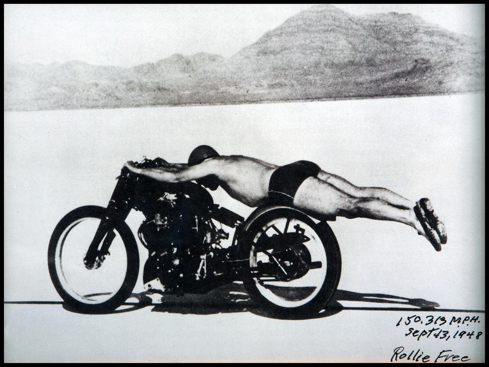 Prova de velocitat al 1948