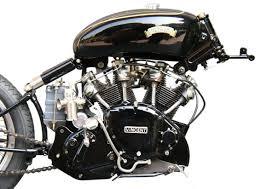 Estructura i motor Vincent