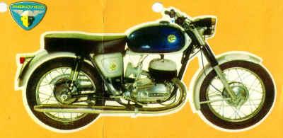 Bultaco Mercurio mod 13