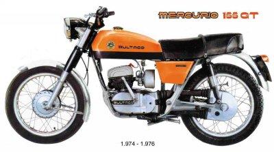 Bultaco Mercurio mod 139