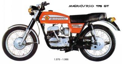 Bultaco Mercurio mod 175