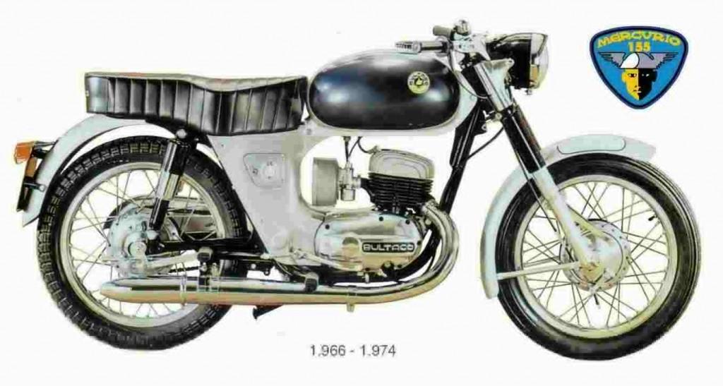 Bultaco Mercurio mod 22