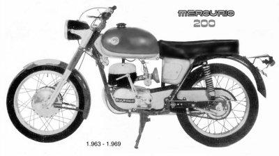 Bultaco Mercurio mod 35