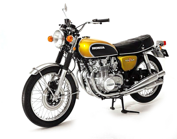 Honda CB500 Dream Four