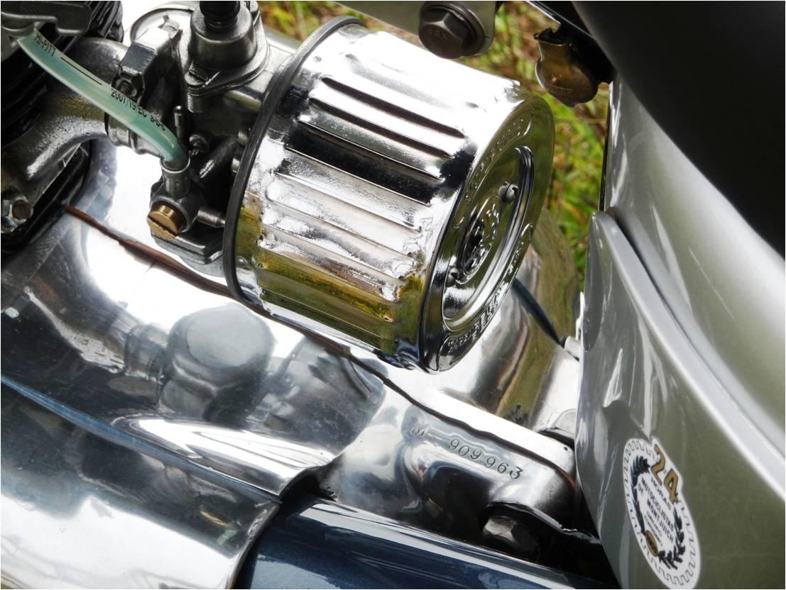 Bultaco Mercurio mod 9