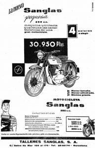 Sanglas 295
