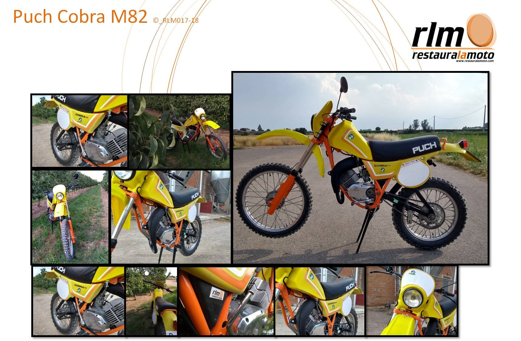 Puch Cobra M82