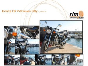 Restauracio Honda CB750