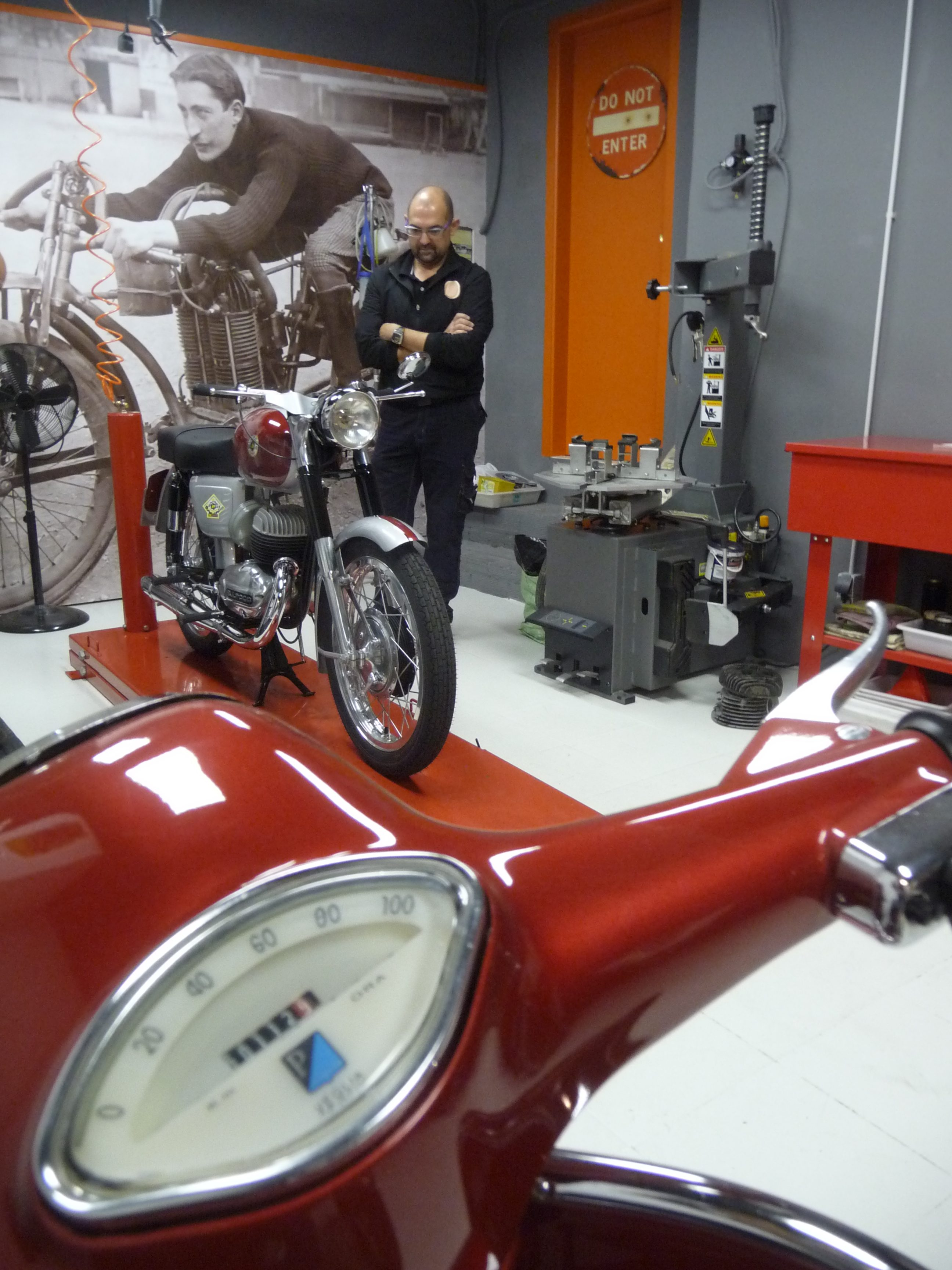 Bultaco Saturno A RLM