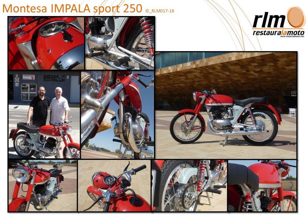 Restauració Impala Sport 250