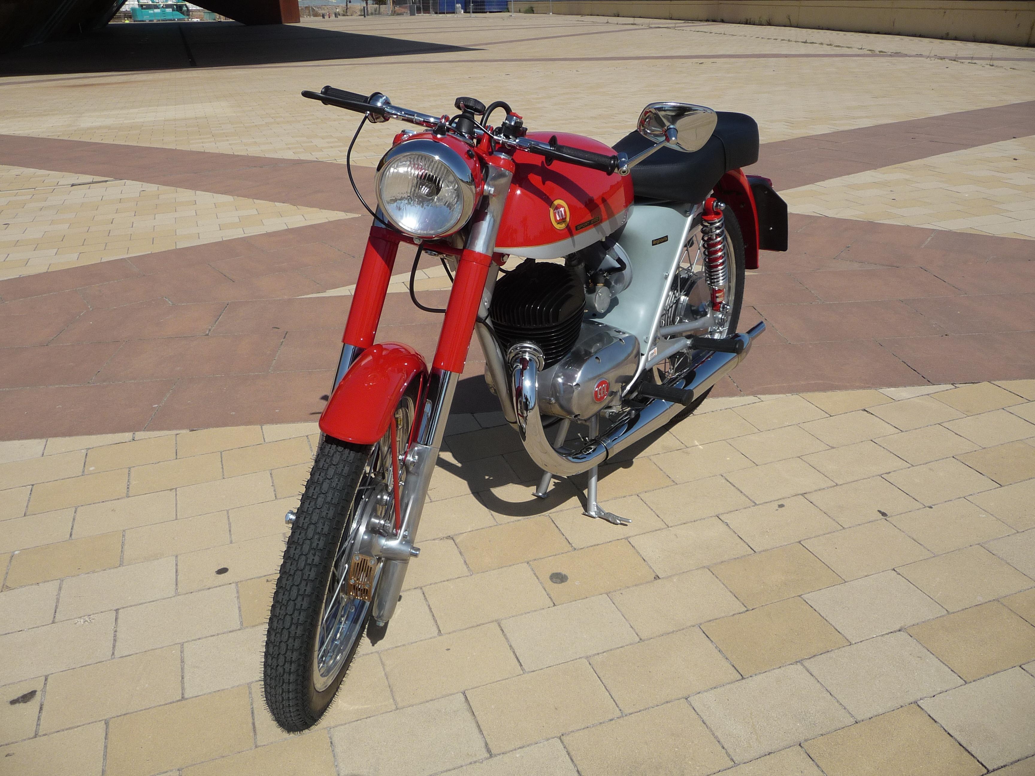 Restauralamoto Impala Sport 250