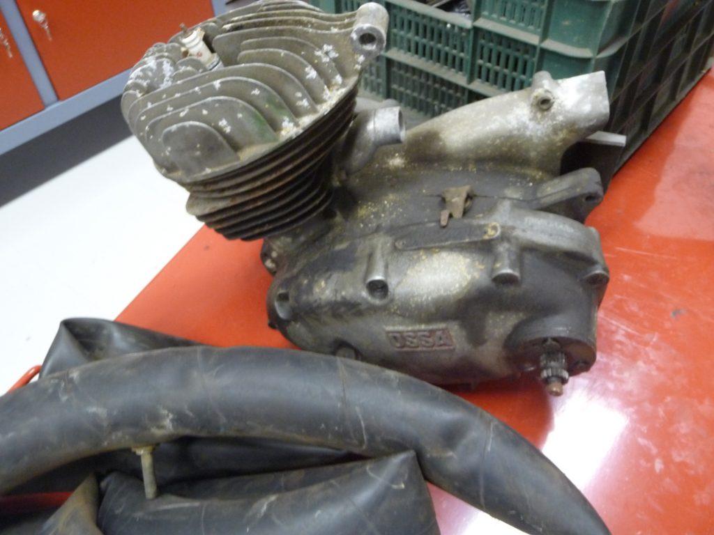 Restauració Ossa 125 B