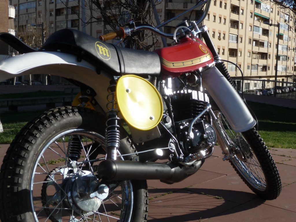Montesa enduro 75 L
