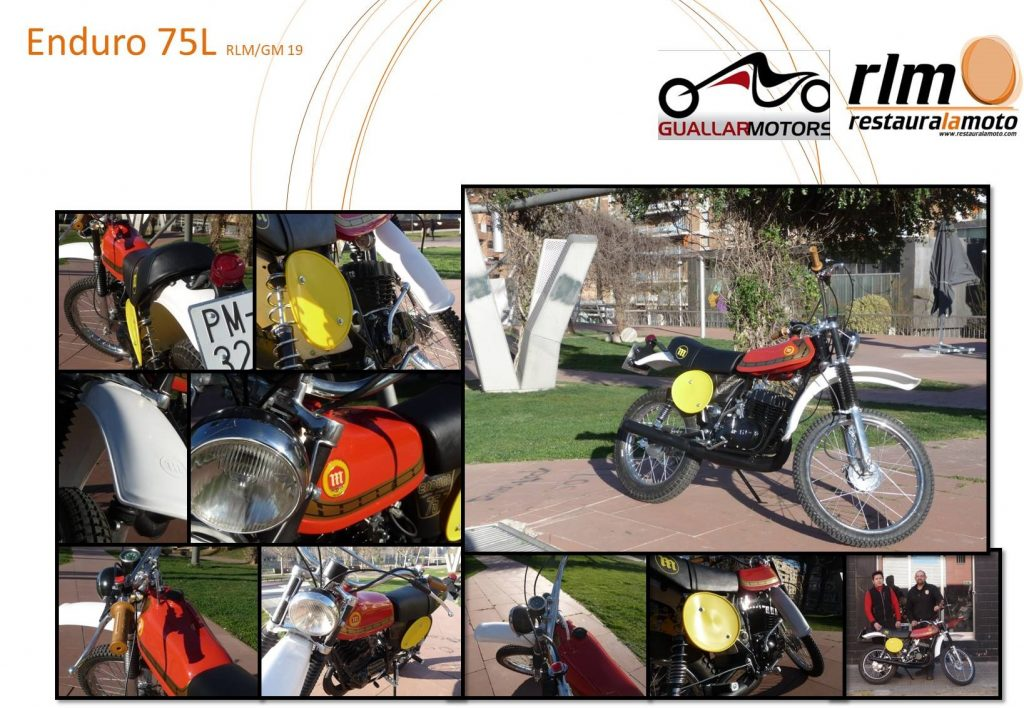 Montesa Enduro 75L RLM
