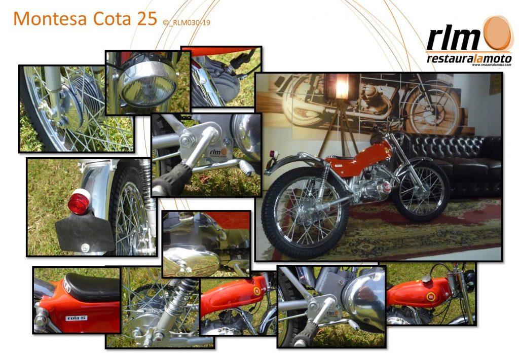 Montesa Cota 25